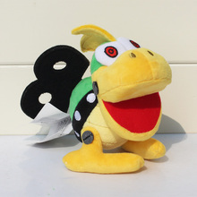 Retail 1pcs Super Mario Plush 17CM One Piece Anime Soft Yoshi Plush Cute Lovely Doll Kids Gift Free Shipping