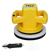 "10"" 12V 90W Auto disc polisher, car polishing machine, disc sander, floor waxing machine(China)"