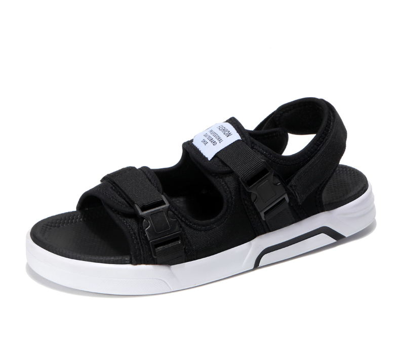 YRRFUOT Summer Big Size Fashion Men's Sandals Outdoor Hot Sale Trend Man Beach Shoes High Quality Non-slip Adult Flats Shoes 46 44 Online shopping Bangladesh