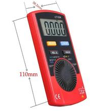 2017 best selling product UT120A 400mV Slim Meter AC 4/40/400/600V LCD UNIT UT120A hot selling with free shipping