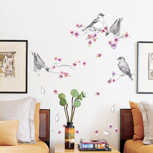 Spend quiet time Wall Decal Sticker Home/Store Decor DIY Removable Art Vinyl Mural For Kids Room/kindergarten/Living Room QTM299(China)