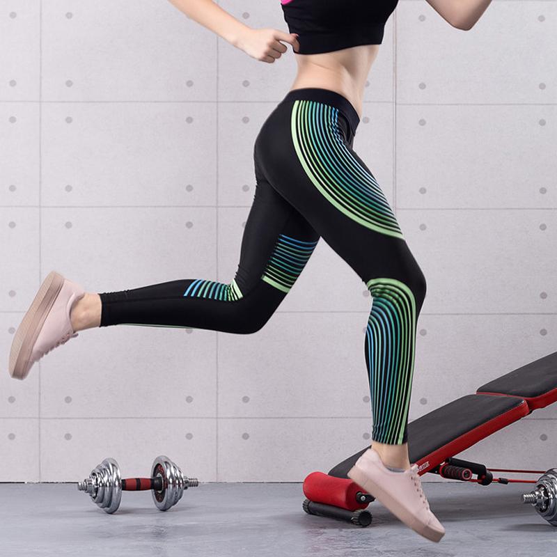 Female Women Compression Fitness Tights3