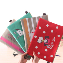 1PC Creative file holder Pencil Bags Stationery Shaped Bags Pen Box office Pencil Box School Pencil Case Gifts #109