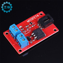 DC 9-100V Electronic Building Block 1-Channel MOSFET Switch IRF540 Isolated Power Supply Module