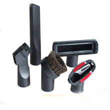 New 5pcs/lot 32mm vacuum cleaner parts accessories small nozzle brush floor tools filter bag