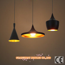 Design beat musical instrument Hanging lamp, the copper Chandelier or any combination Pendant Lamp AC110-240V