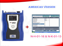 2016 Original hyun-dai kia gds vci with American Version N-H-01-16 and N-K-01-13,korea car Software No wifi for GDS VCI