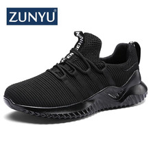 Buy ZUNYU 2018 New Summer Popular Men Fashion Casual Shoes Breathable Brand Male Sneakers Autumn Adult Non-slip Comfortable Footwear for $19.68 in AliExpress store