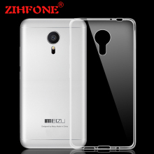 Quality Clear Phone Cases for Meizu M3 Note M3S M2 Mini M5 M5S MX6 MX5 MX4 Pro 5 6 Plus Metal U10 U20 MAX Soft Silicon TPU Cover