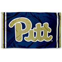 Pittsburgh Panthers Jersey Large Nation American Outdoor Indoor Hockey Baseball College Flag 3X5 Custom USA Any Team Flag
