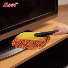 East 13-inch Useful Duster Home Furniture Car Duster Brush Dust Cleaner Feather Duster(China)