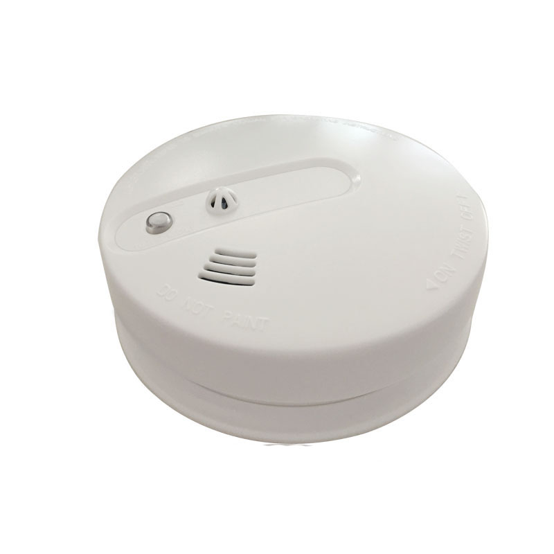 Wireless WIFI Smoke Alarm LED Indicator Smoke Alarm Automatic Dialer Fire Alarm Home Security Alarm System<br>