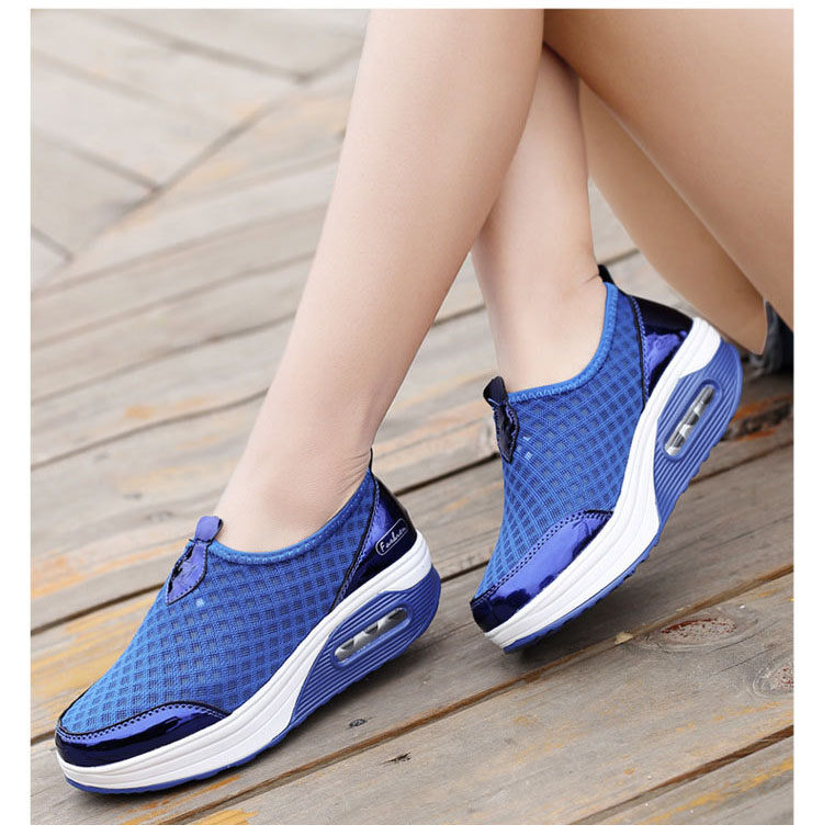 RS 442-2018 New Sneakers Shoes Woman-13