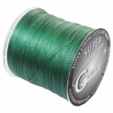 SUPER STRONG Japanese100% PE Braided Fishing line 500m Multifilament Fishing lines 40lb 80lb100lb Best Fishing Line(China)