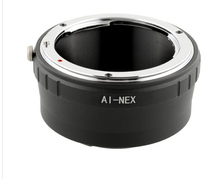 AI-NEX Lens Adapter Ring for Nikon F AI Mount Lens to SONY NEX E Mount Camera  Adapter Ring NEX-7 NEX-5 5R NEX-3