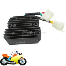 Motorcycle Regulator 12 Voltage Rectifier for Honda VF700C VF700 VF700V VT800 VT 800 C SHADOW XLV750R XLV600 XL600V VF700C MAGNA(China)