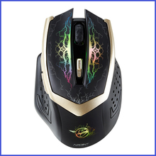 New Gaming Rechargeable G600S 2.4Ghz Wireless Mouse Silent Click Button in Computer Mice Business Office