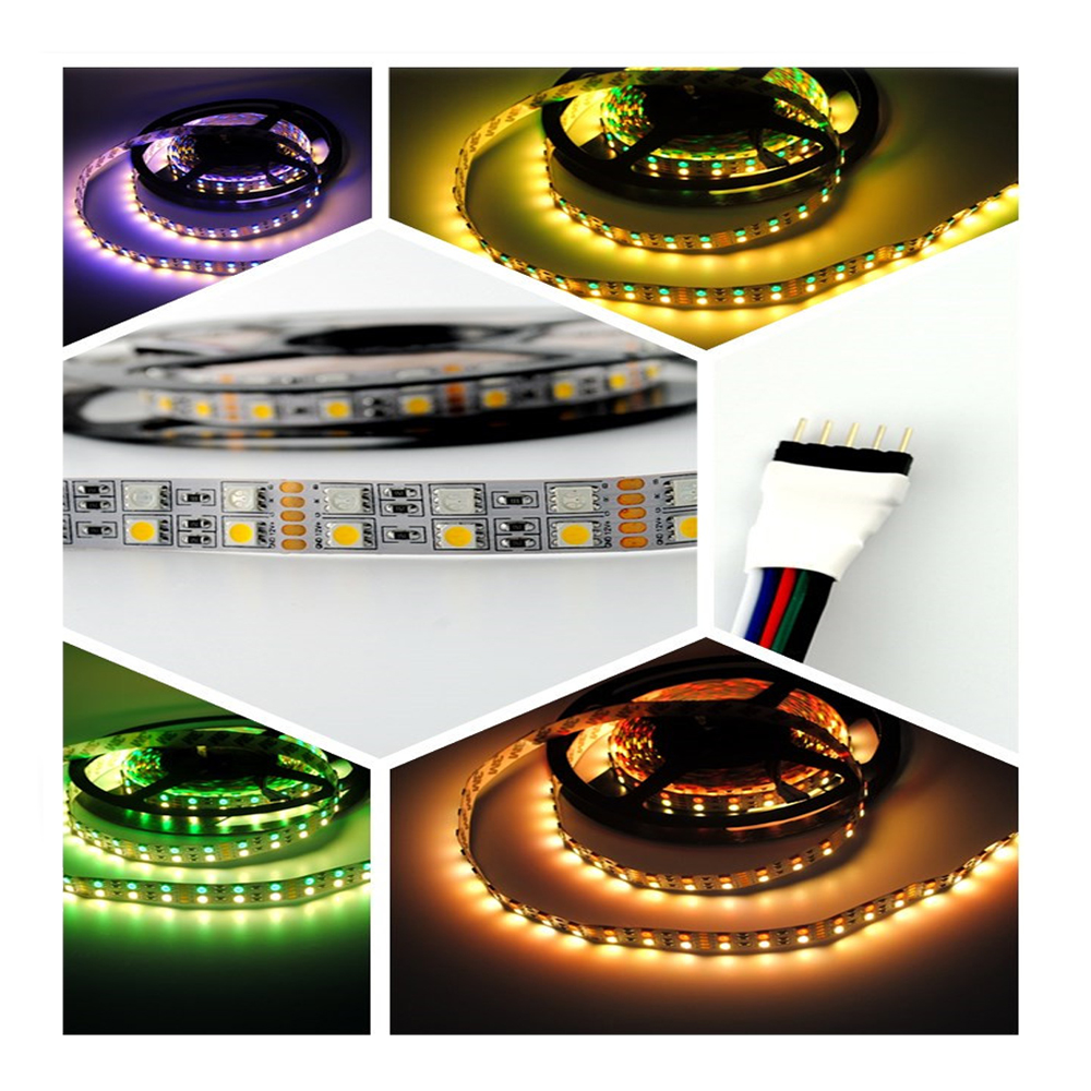 Double Row SMD5050 5Meters Commercial  Led Strip Light for Indoor Living Room/Hotel Hall/Christmas Tree 120LEDs/m 600Leds/Roll<br><br>Aliexpress