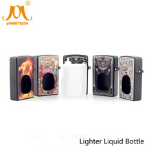 Electronic Cigarette Accessory 20ml Dropper Bottle Empty Lighter Liquid Bottle ABS PE Needle Bottle for Tank Atomizers Jomo-180(China)