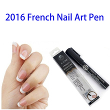 Nail Art Pens Hot French Manicure Nail Polish Pen High Quality Nails Art Tools DIY Decoration Beauty Painting Design Equipment