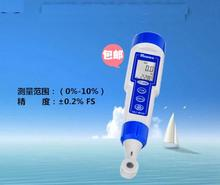 Free shipping 0~10% Swimming Pool, Spa --- Digital Salinity Tester CT-3088 inductive Salt Meter