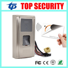 IP65 waterproof outdoor use fingerprint and RFID card access control time attendance ZK MA300 TCP/IP door access control