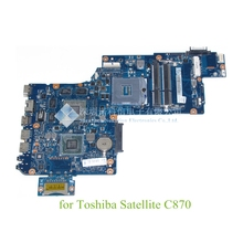 H000038250 main board For Toshiba Satellite C870 L870 17.3 screen laptop motherboard ATI 7670M HD4000 DDR3