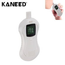 High Quality AT-178 Professional Digital Breathalyzer LCD Police Digital Breath Alcohol Tester(China)