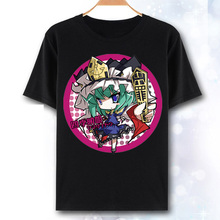 Fashion Cartoon Touhou Project T Shirts Unisex Children gift T-Shirt Japan Anime cosplay costume