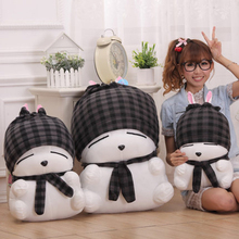 Kawaii Plush Stuffed Animal Cartoon Kids Toys Rabbit Pluche Stuffe Speelgoed Rabbit Mashimaro Stuffed Animal Plush Toy 80C0360