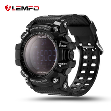 Luxury Brand Smart Watch Men With BT Call/ SMS /Twitter/ Facebook/ Whatsapp/ Skype Reminder Sports Steps Counting Watch(China)