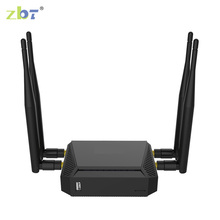 1 WAN 4 LAN ports usb wireless router openWRT wi fi 3g 4g lte router with sim card slot