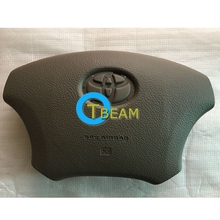for toyota prado driver airbag cover SRS steering wheel high quality free shipping air bags car parts