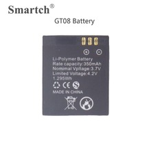 20pcs Wholesale Replacement Battery for Smart Watch GT08,Capacity 350mAh,Free Shipping via Registered Post(China)