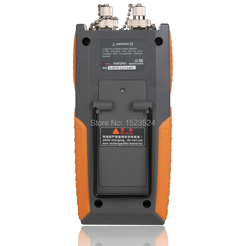 F2H FHP2P01 EPON//GPON//xPON Pon Fiber Optical Power Meter  FTTH 1310//1490//1550nm