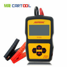 Original Auto Battery Tester Autool BT360 12V Car Automotive Battery Analyzer Multi-Language Spanish Russian Support 2000 EN/CCA