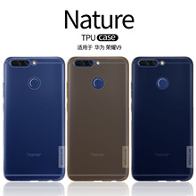 For Huawei Honor V9 Case Nature Clear TPU Protector Cover For Honor V9 Plastic Silicone Case Cover With 5.7 Inch