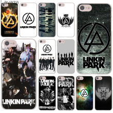 Lavaza Newest Popular Linkin Park Hard Cover Case for Apple iPhone 8 7 6 6S Plus 5 5S SE 5C 4 4S X 10 Coque Shell
