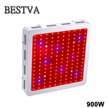 USA/DE/AU/UK Stock 3rear Warranty Bestva 900W Full Spectrum IR,UV LED grow light for Indoor Plants and Flower Phrase,(6w Chip)