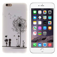 [Buy 3 get 4] Soft Silicone Case for Apple iPhone 6 Plus / 6S Plus 5.5 inch Cover Back Protecter Ultra Thin Gel Bag Shell(China)