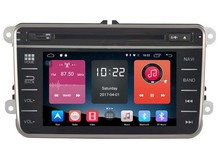 Android 6.0 CAR Audio DVD player FOR VW CADDY AMAROK TRANSPORTER gps car Multimedia head device unit receiver support 4G BT WIFI(China)