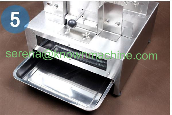 Chocolate Shaving Machine7