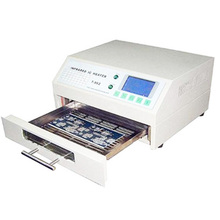 New Arrival PUHUI T-962A Infrared IC Heater T962A Reflow Oven BGA SMD SMT Rework Sation T 962A Reflow Wave Oven
