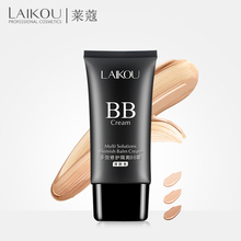 Brand Korean LAIKOU BB Cream Concealer Moisturizing Foundation Makeup Bare Whitening Face Beauty Make Up Cover Concealer(China)