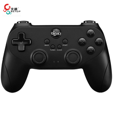 Betop BTP-BD2A 2.4G USB Wireless 3 Modes Double Vibration Computer Game Pro Controller for PC for PS3 for Android System Gamepad