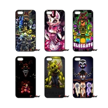 Five Nights At Freddy pizzeria Hard Phone Case Cover For iPhone X 4S 5 5C SE 6 6S 7 8 Plus Samsung Galaxy Grand Core Prime Alpha(China)