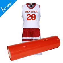 Q6 Kenteer Low Price PVC Heat Transfer Vinyl For Clothing 0.5*25m/Roll(China)
