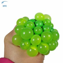 XFC Anti Stress Reliever Ball Mood Squeeze Relief Toy Hand Wrist Exercise Toy Gift
