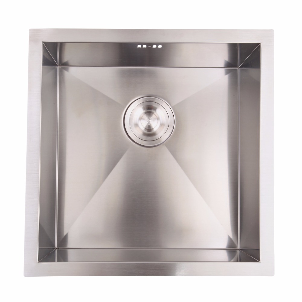 Buy stainless steel counters with sink and