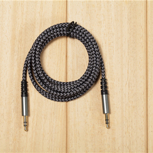 3.5mm audio cable  right angle flat jack 3.5 mm aux cable for iPhone car headphone beats speaker aux cord MP3/4